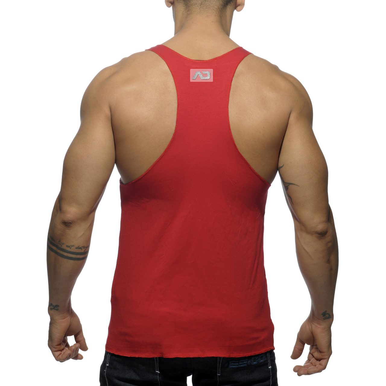 Addicted 340 Tank Back Printed