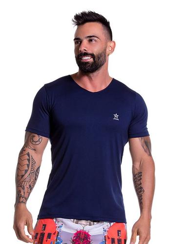 JOR 0803-19.1 blue M T-Shirt Basic