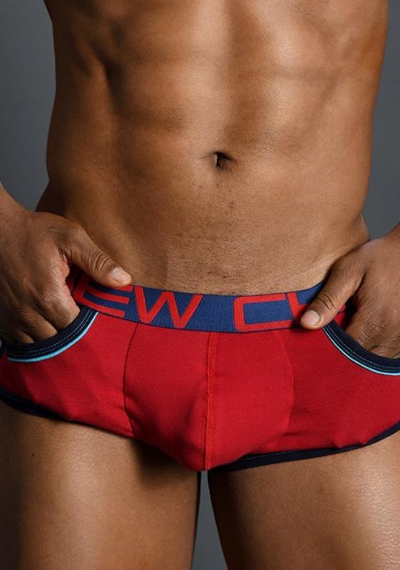 Andrew Christian 91154 Show-it Retro Pocket Boxer