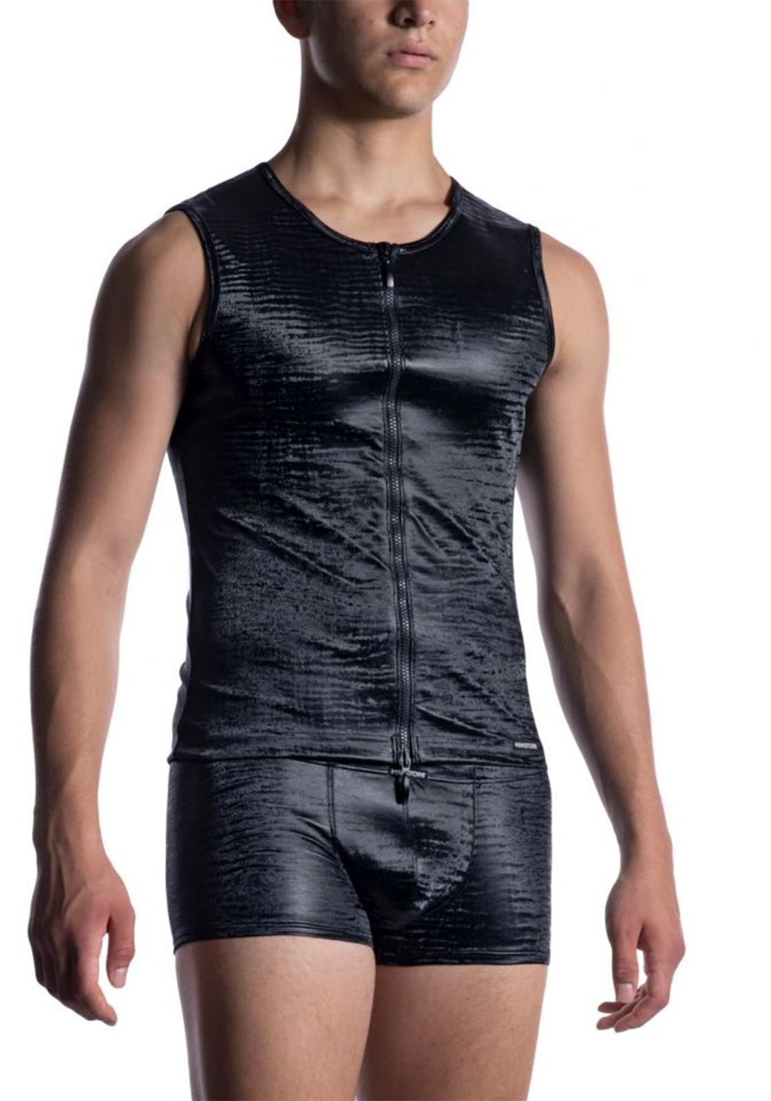 Manstore Zipped Vest
