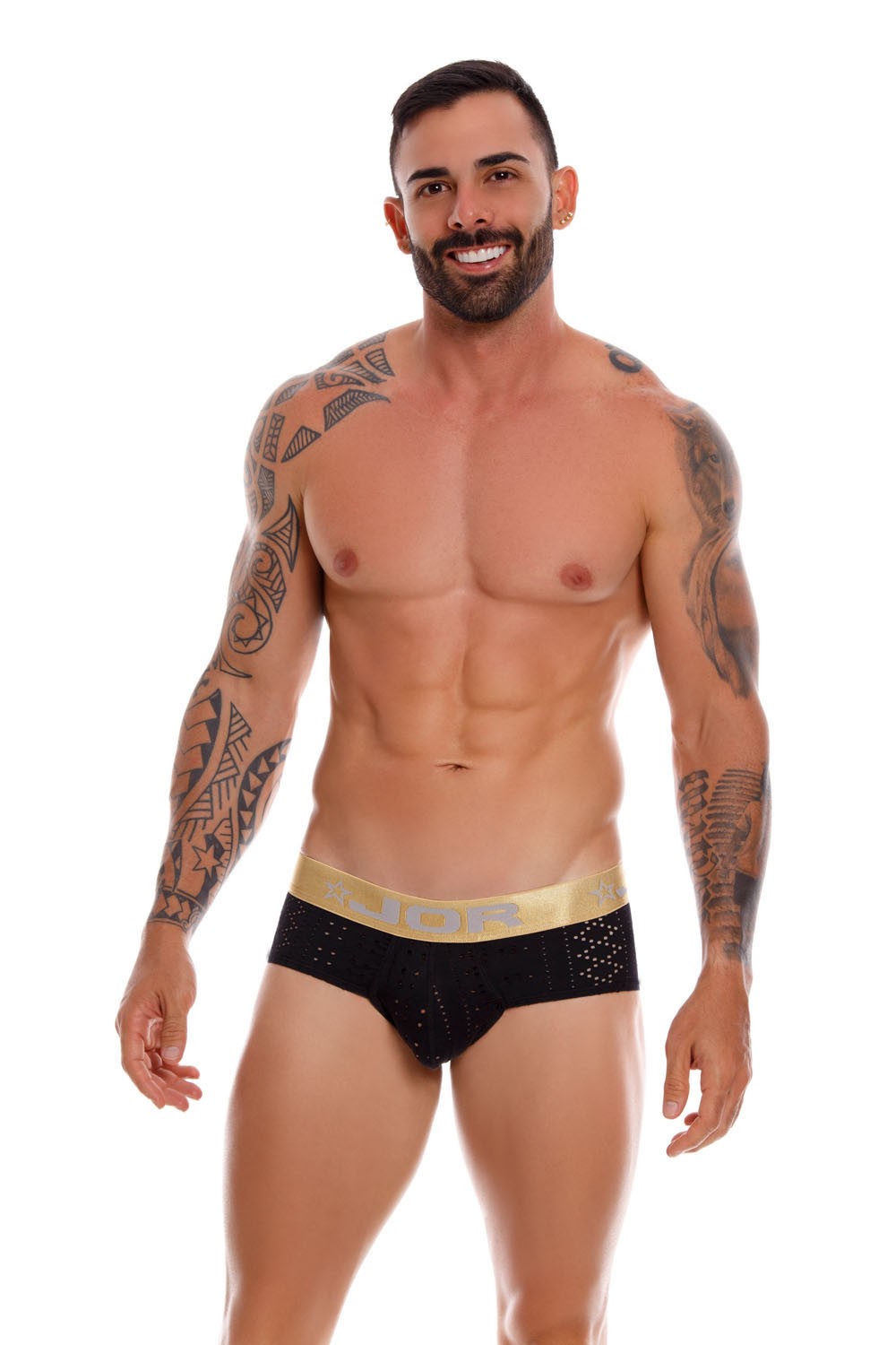 JOR Brief Charles | Black
