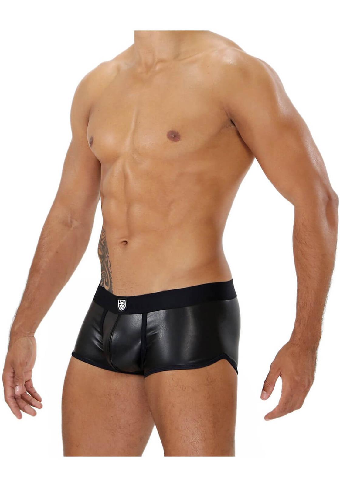 TOF Fetish Boxer | Black