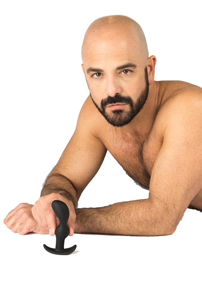 Sport Fucker CrossFit Plug - Prostata Massierer