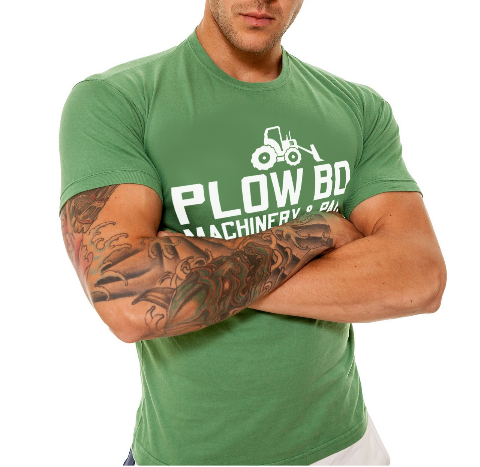 Ajaxx63 AS40 Plow Boy Shirt