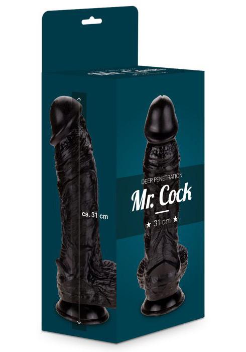 Mr. Cock: XXL Dildo 31 cm