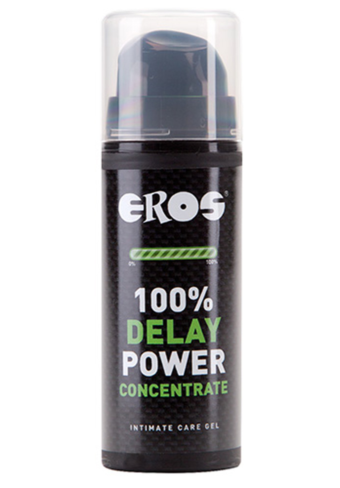 EROS Delay Power Concentrate Gel