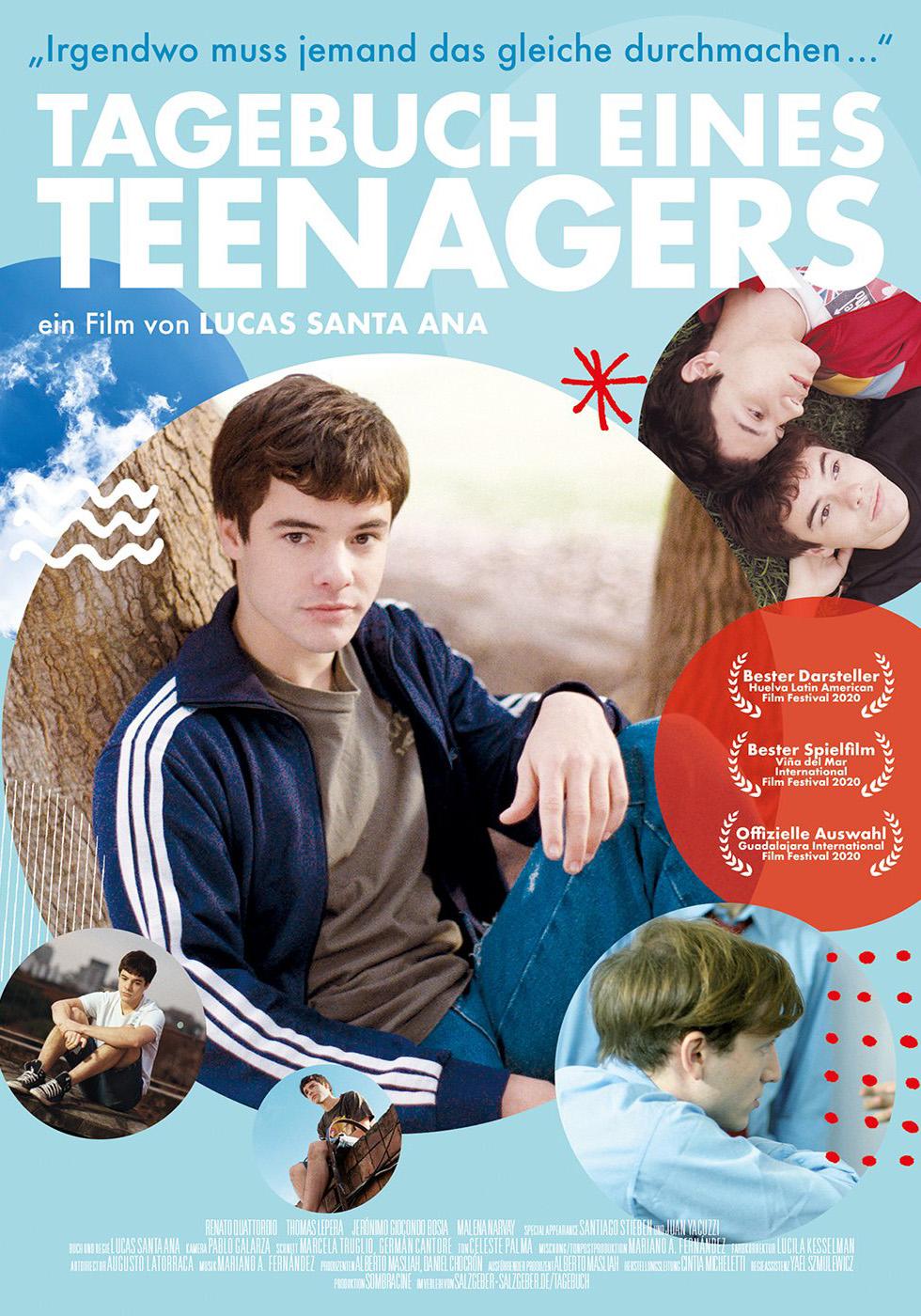 Tagebuch eines Teenagers (DVD)