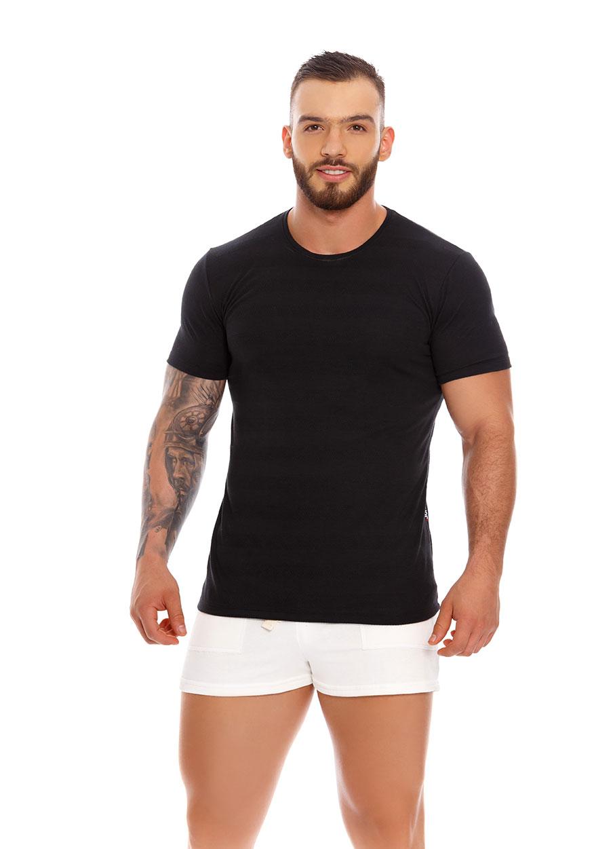JOR T-Shirt Zeppeling | Black