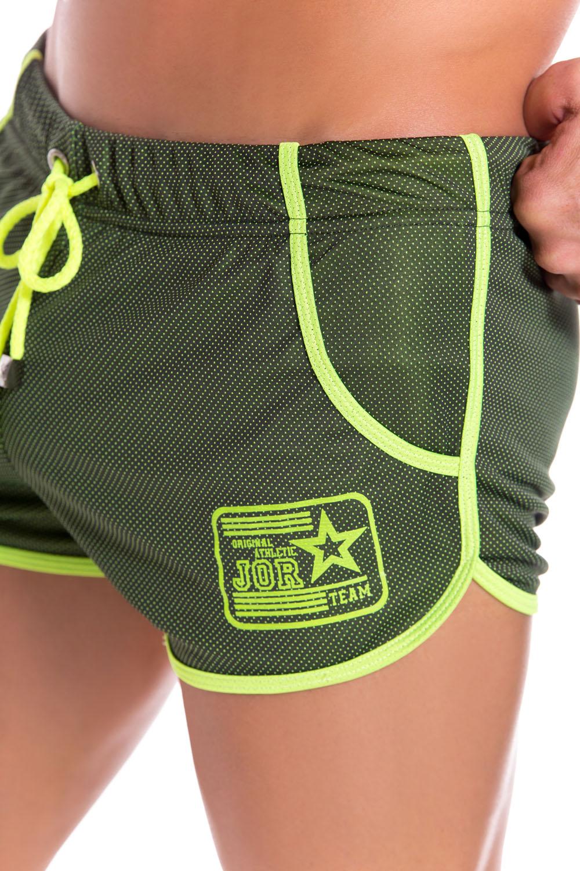 JOR 0915-19.2 green XL Mini Short Training