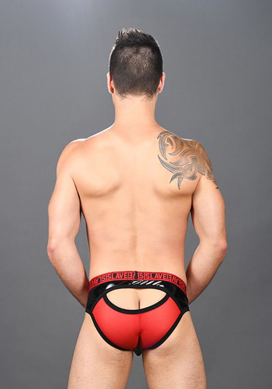 Andrew Christian Slave Sheer Brief Almost Naked