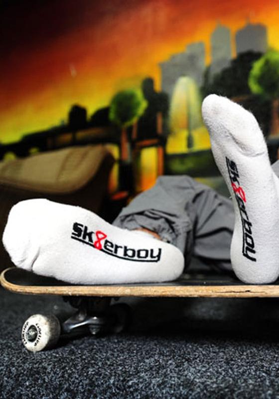 Sk8erboy Quarter Socks
