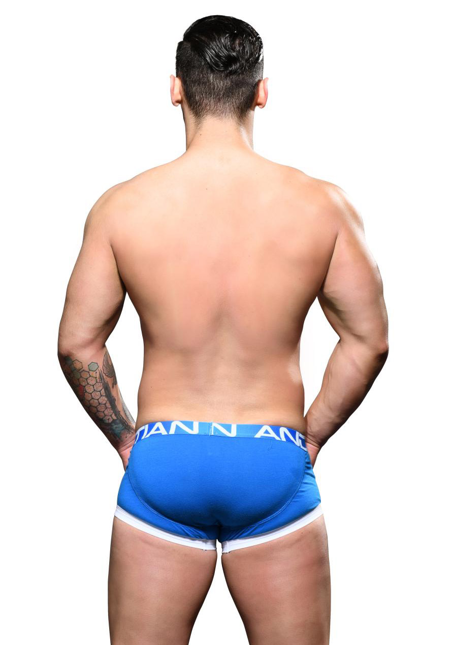 Andrew Christian FlashLift Boxer w/ Show-It | Electric Blue
