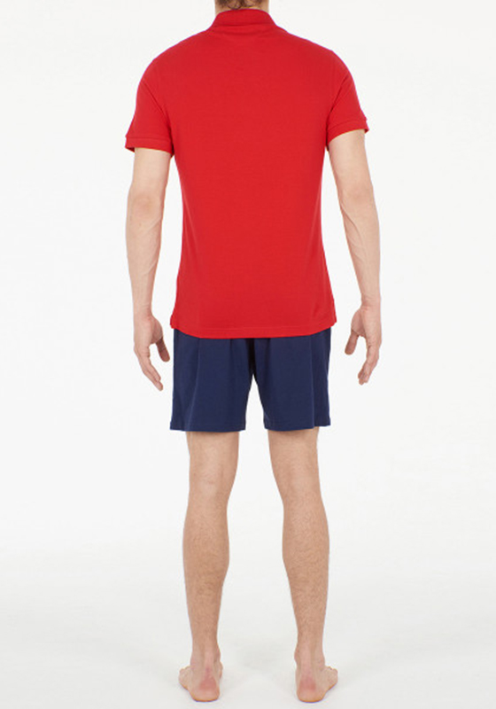 HOM Poloshirt Louis | Red