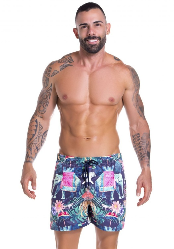 JOR Swim Short Elephant