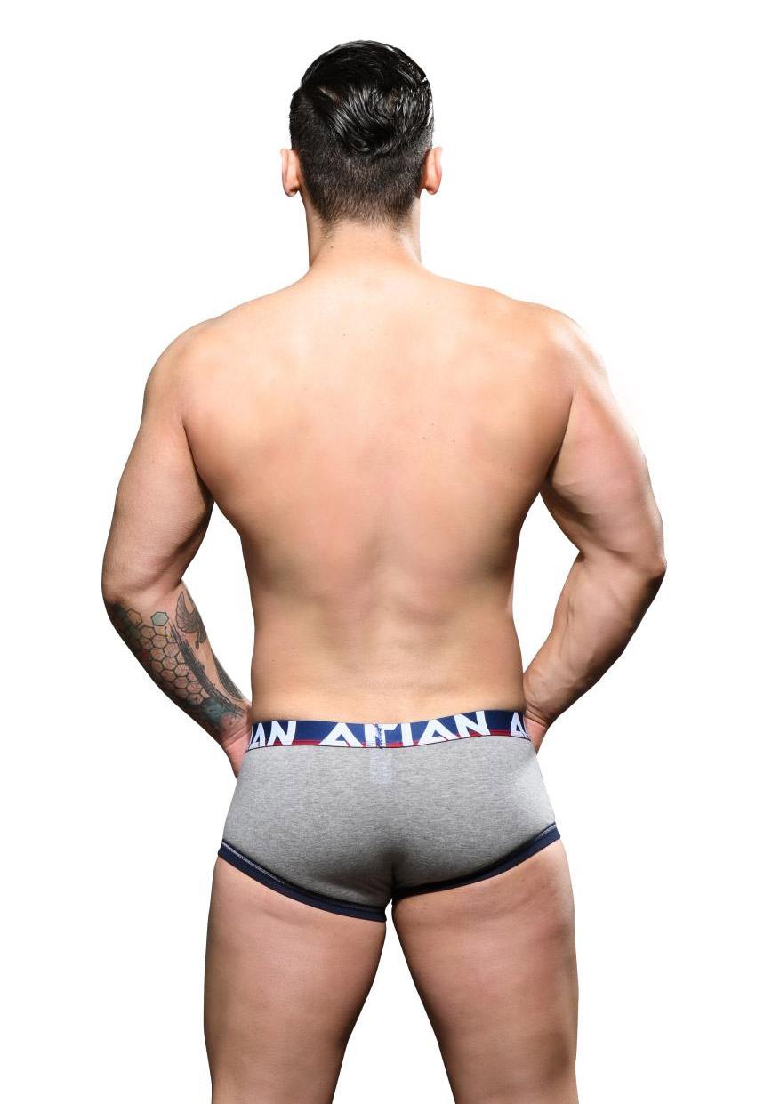 Andrew Christian CoolFlex Active Boxer w/Show-It | Heather Grey