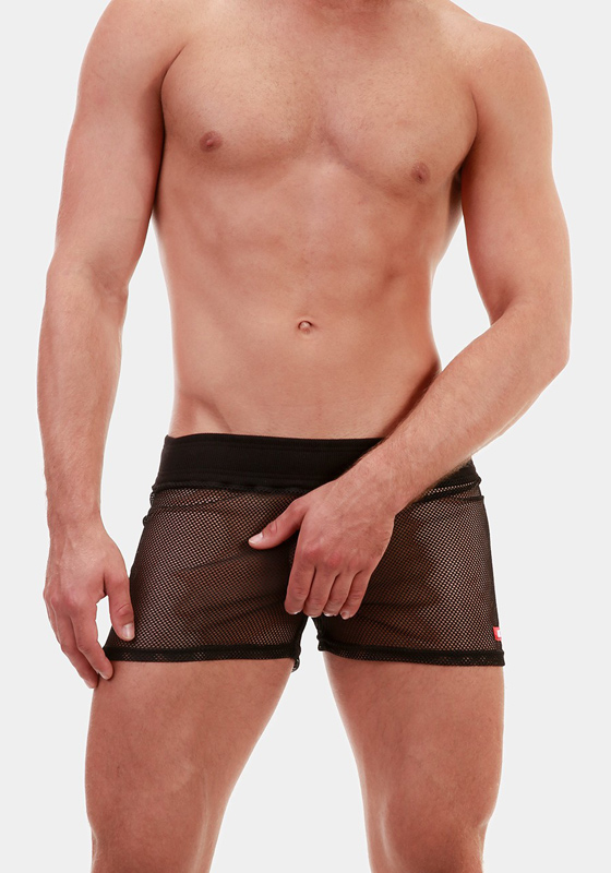 Barcode Berlin Short Viktor | Black