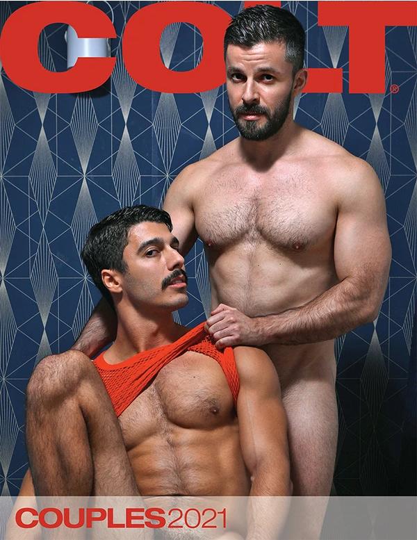 Colt Couples Kalender 2021