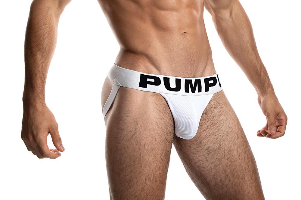 PUMP 15005-03 white L Jock