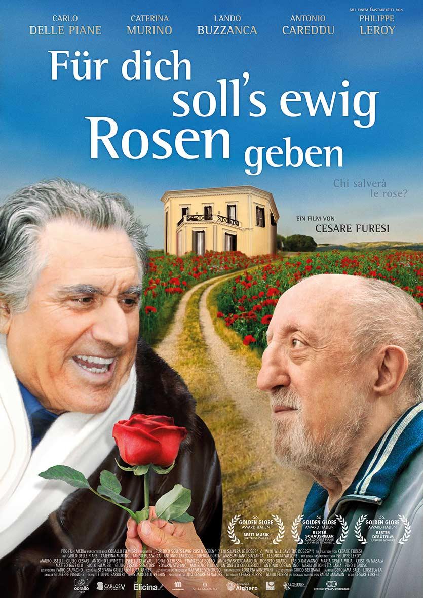 Für Dich soll's ewig Rosen geben OmU