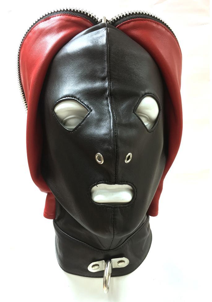 Rouge Fly Trap Mask - Maske mit Verschluss