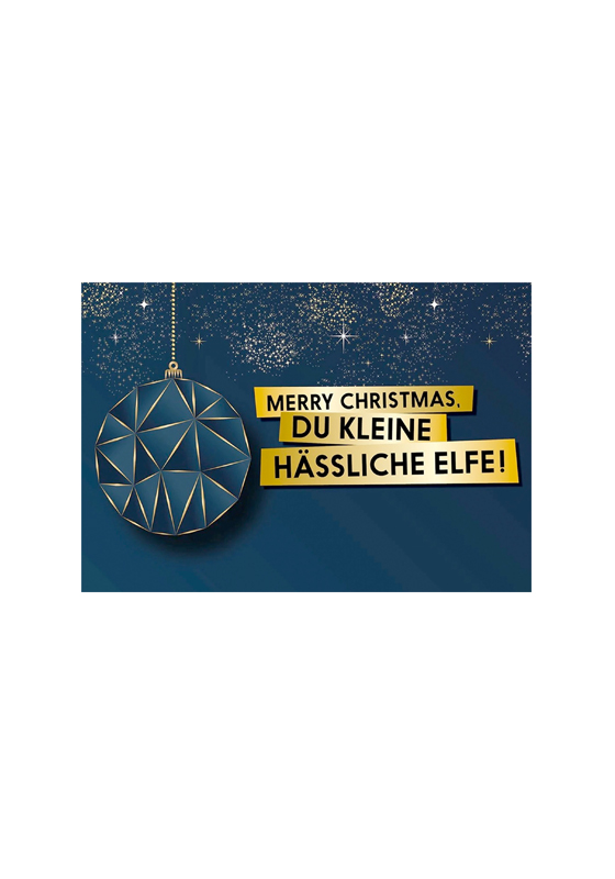FckYouCards: Merry Christmas, hässliche Elfe!