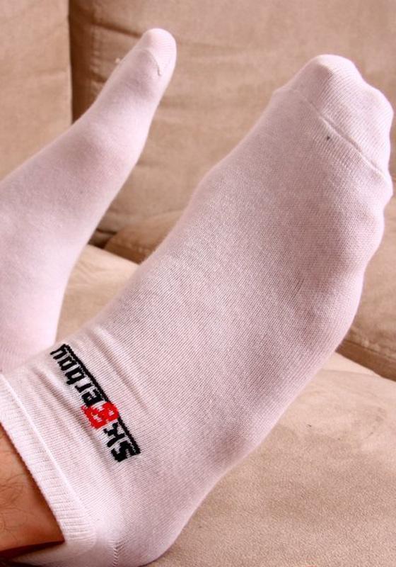Sk8erboy Sneaker Socks