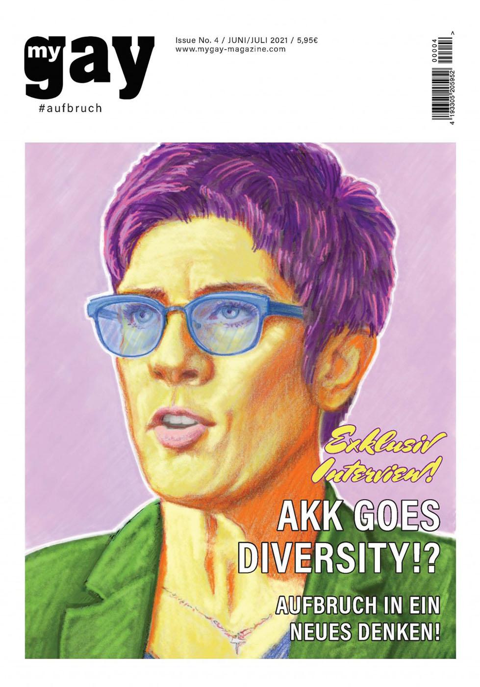 mygay Magazine No. 4