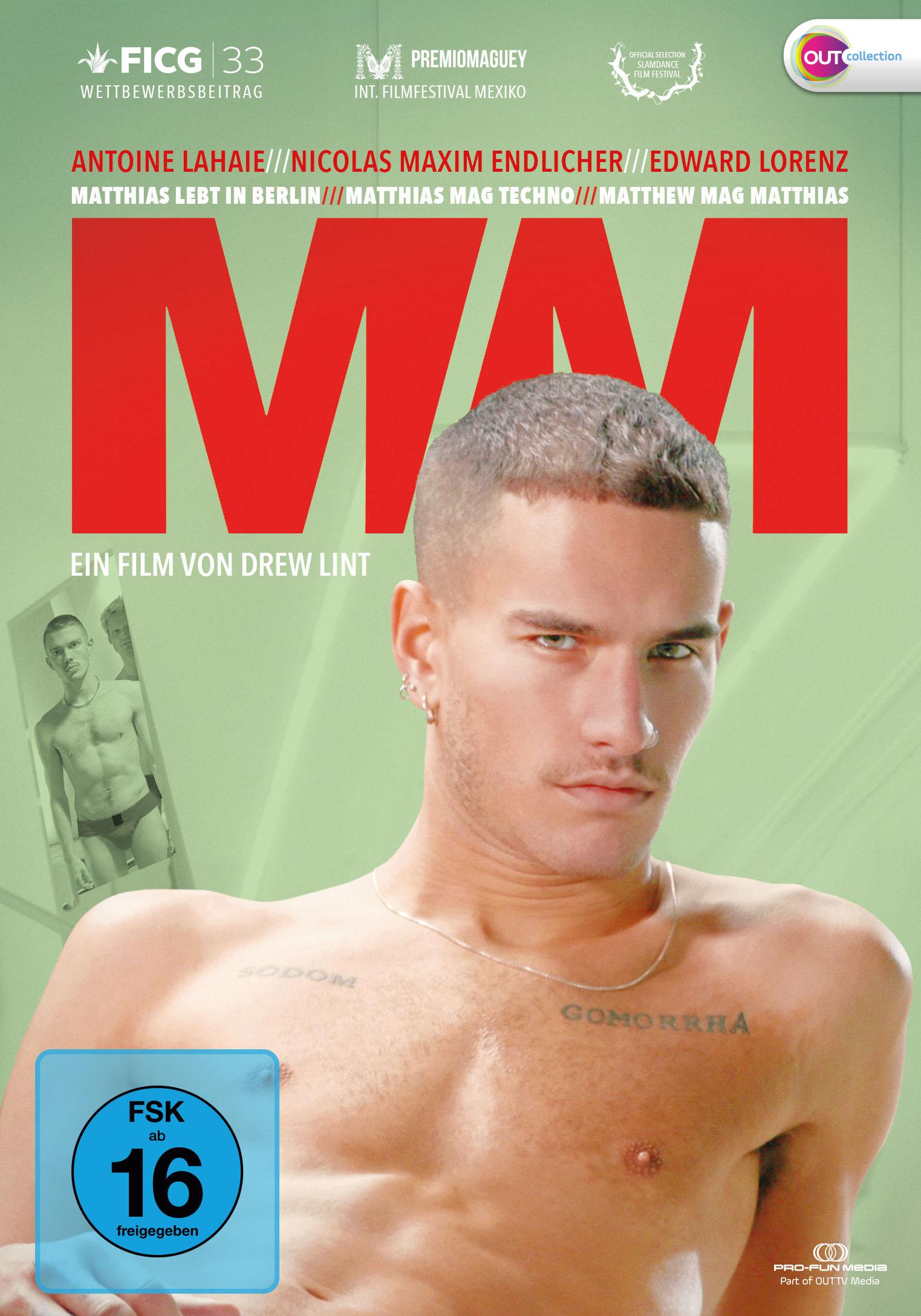 M/M (DVD)
