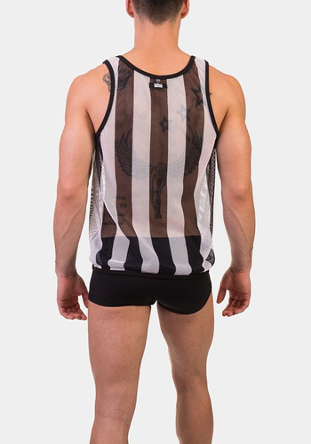 Barcode Berlin 91652 Tank Top Thunder
