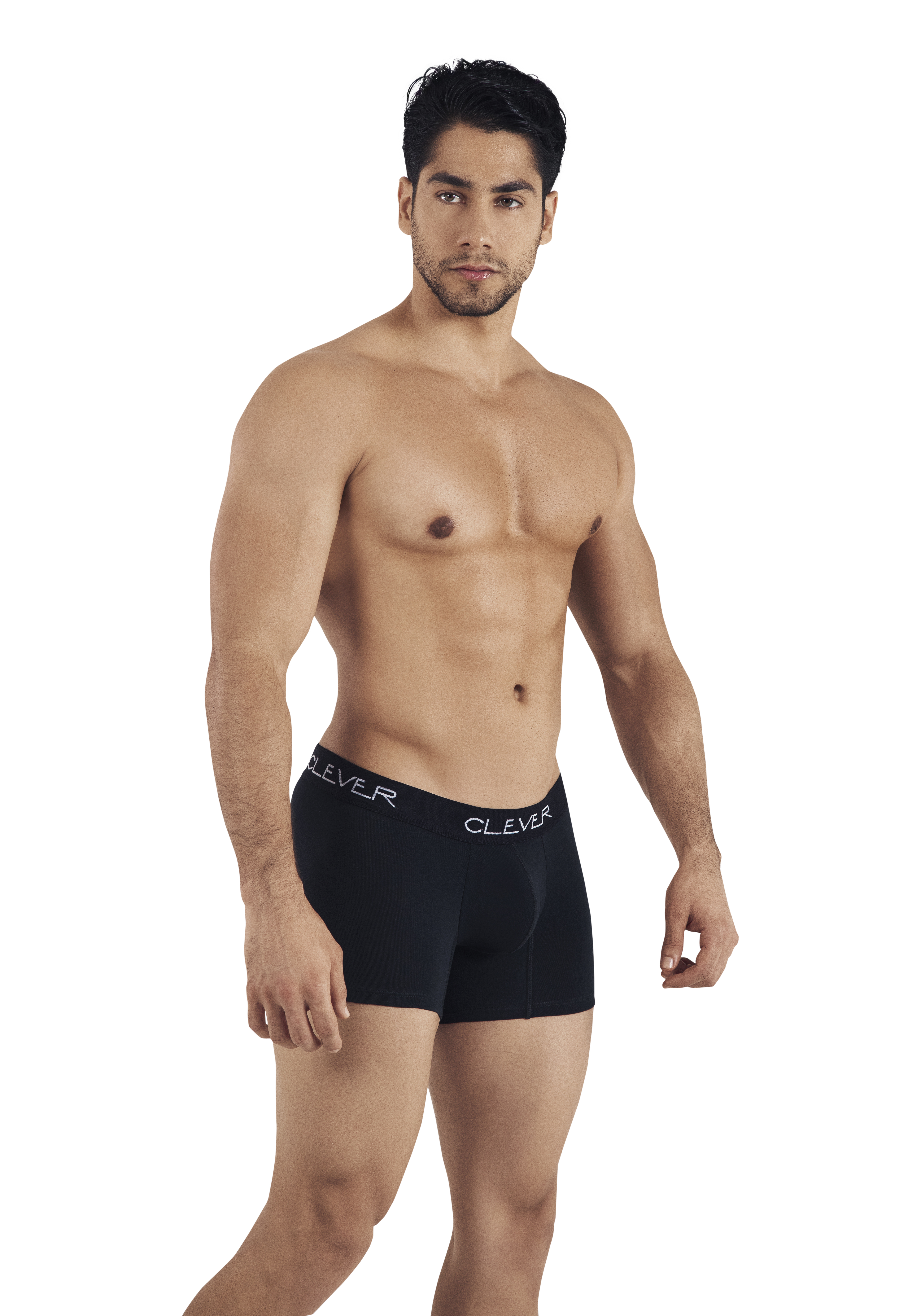 Clever Basic Boxer | Black