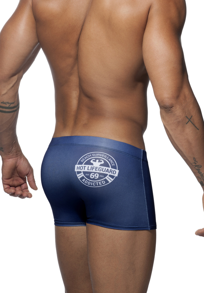 Addicted S158 Lifeguard Swim Boxer