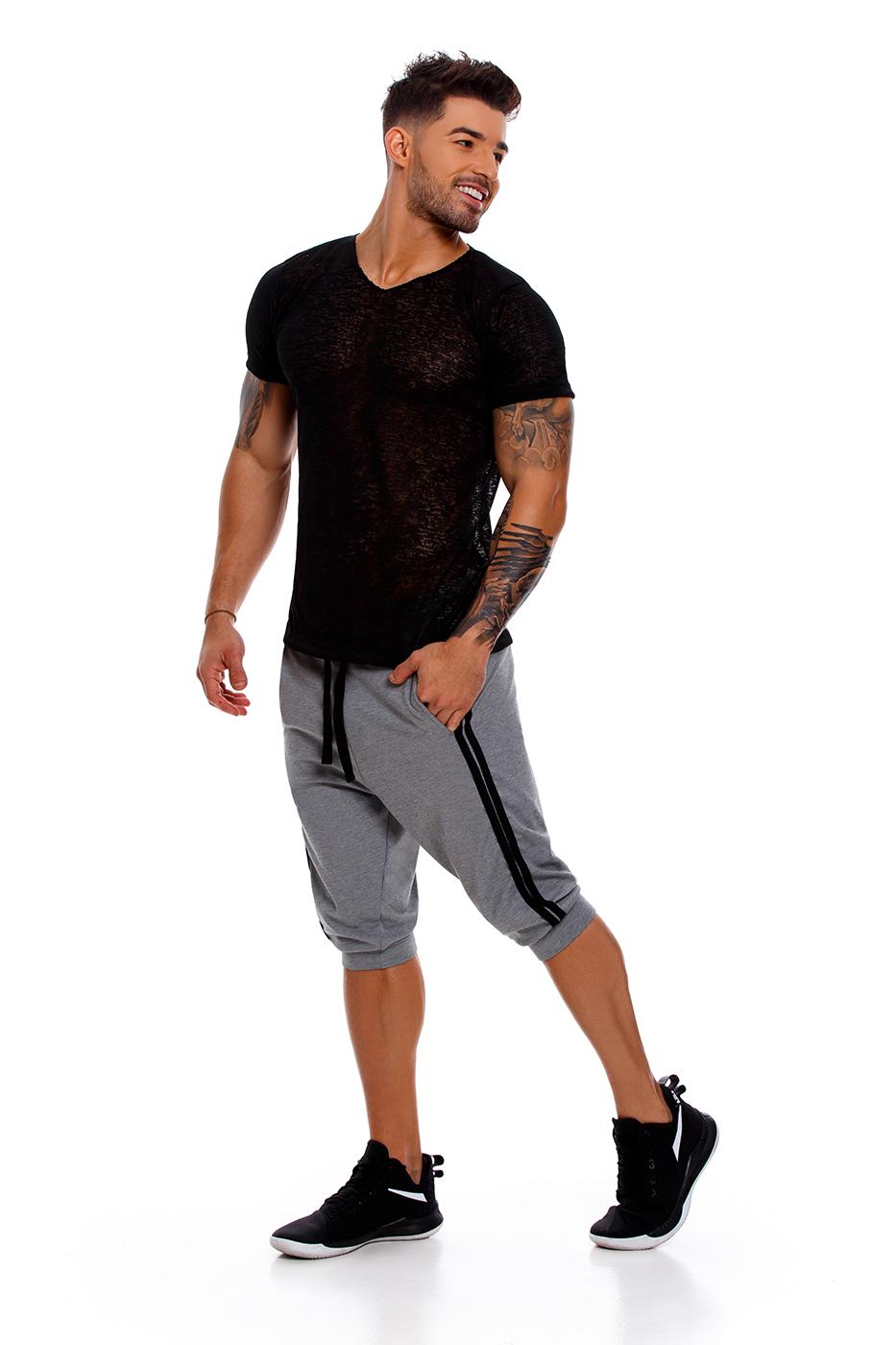 JOR T-Shirt Sahara Maui | Black