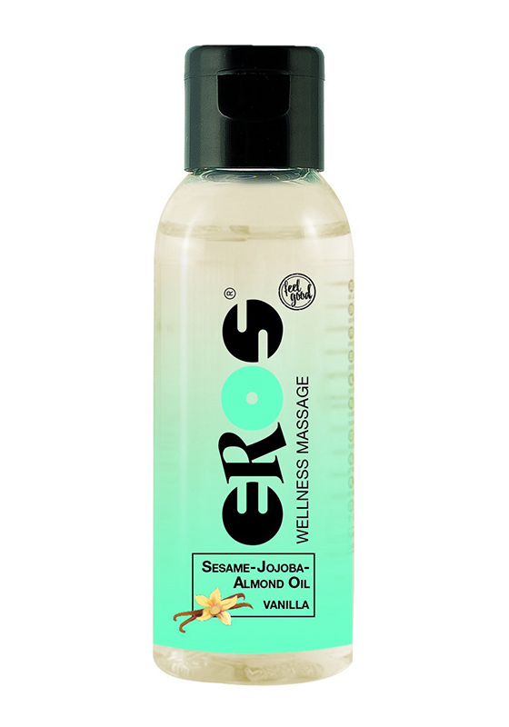 EROS Wellness Massage Oil Vanilla 50 ml