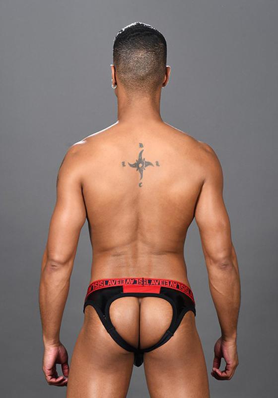 Andrew Christian 91421 Slave Sheer Locker Jock Almost Naked