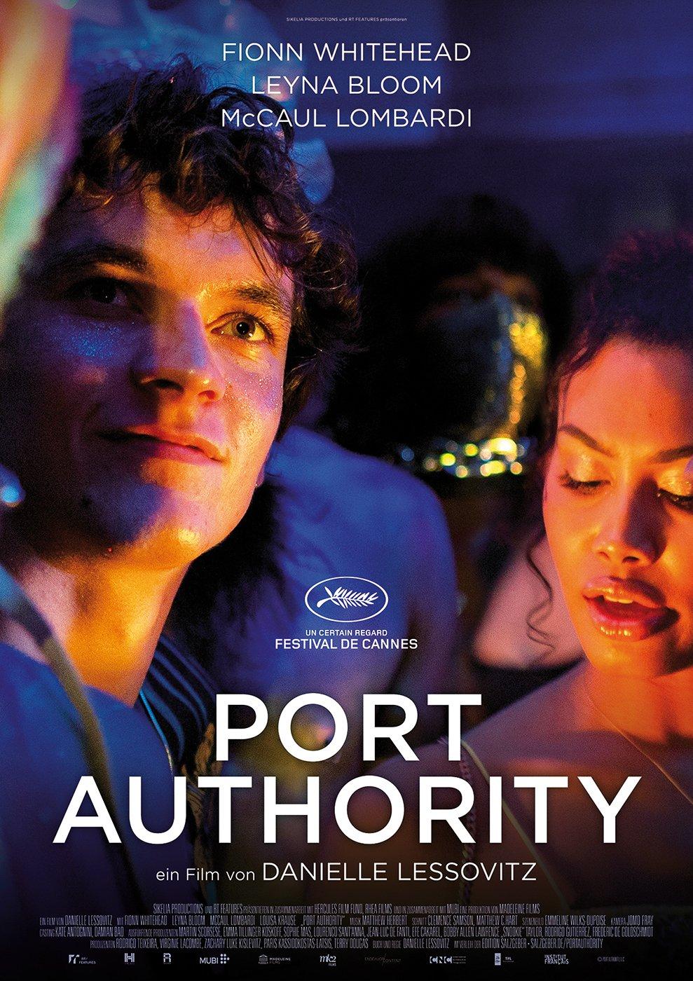 Port Authority (DVD)
