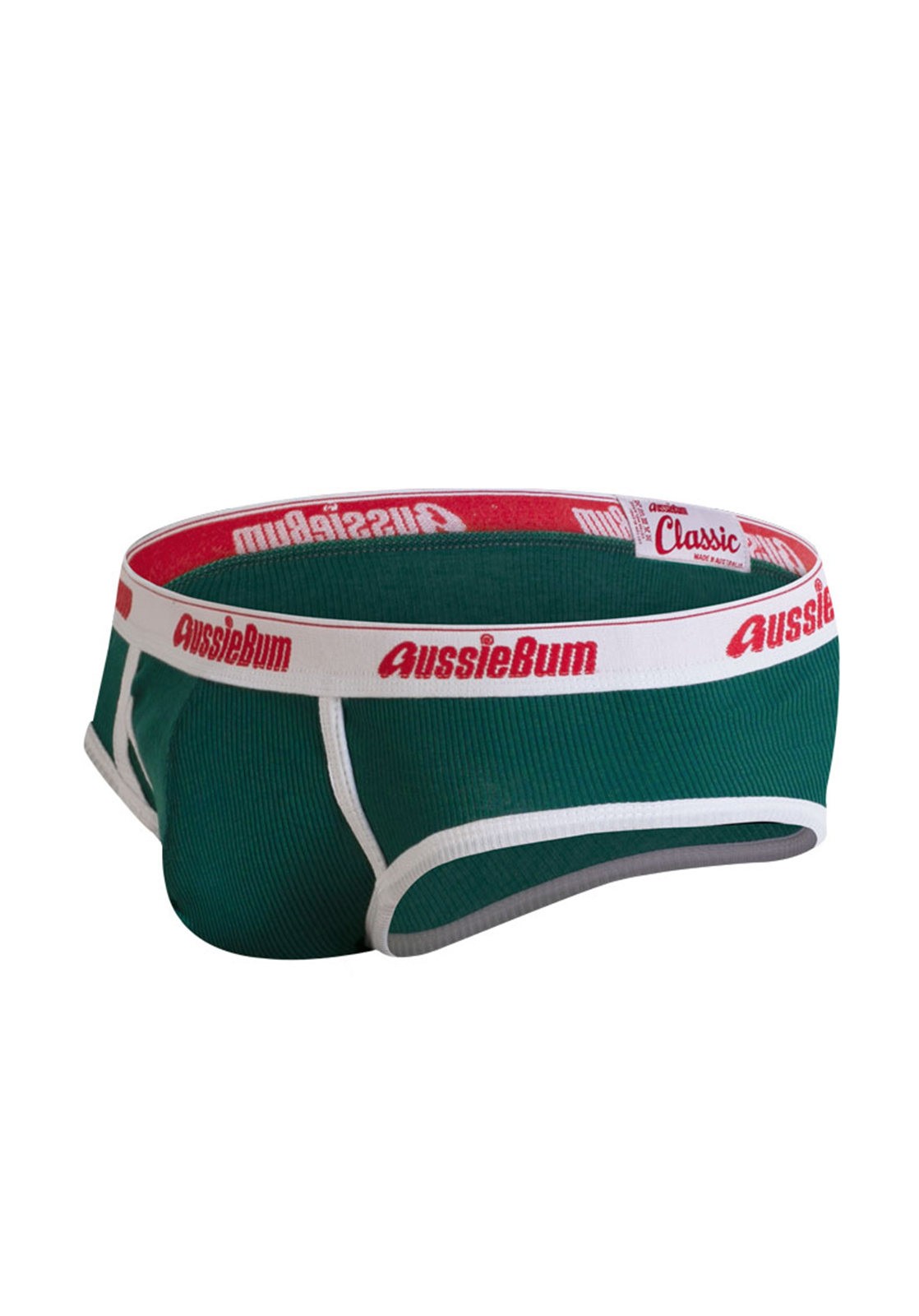 Aussiebum green marle XL Brief Classic Original