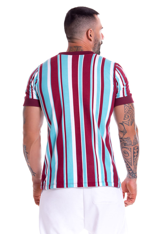 JOR T-Shirt Stripes
