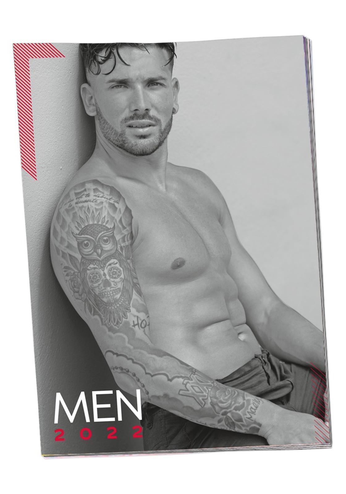 Pin Up Men Kalender 2022