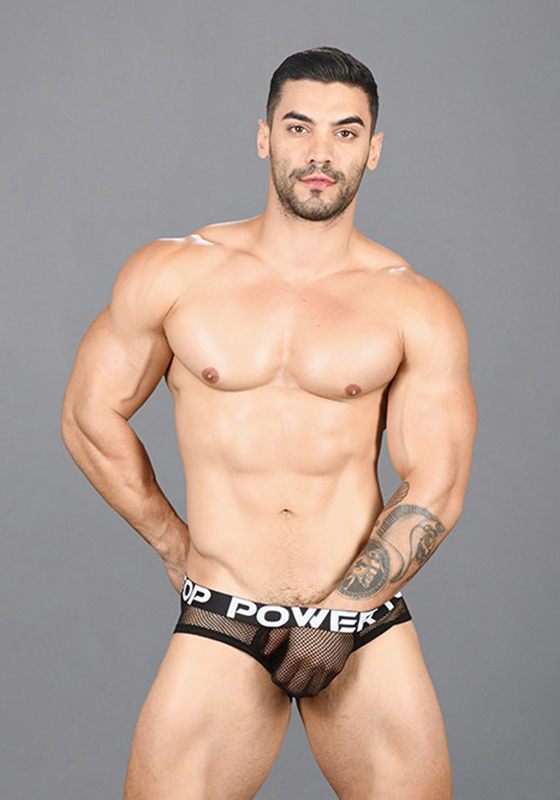 Andrew Christian Power Top Brief