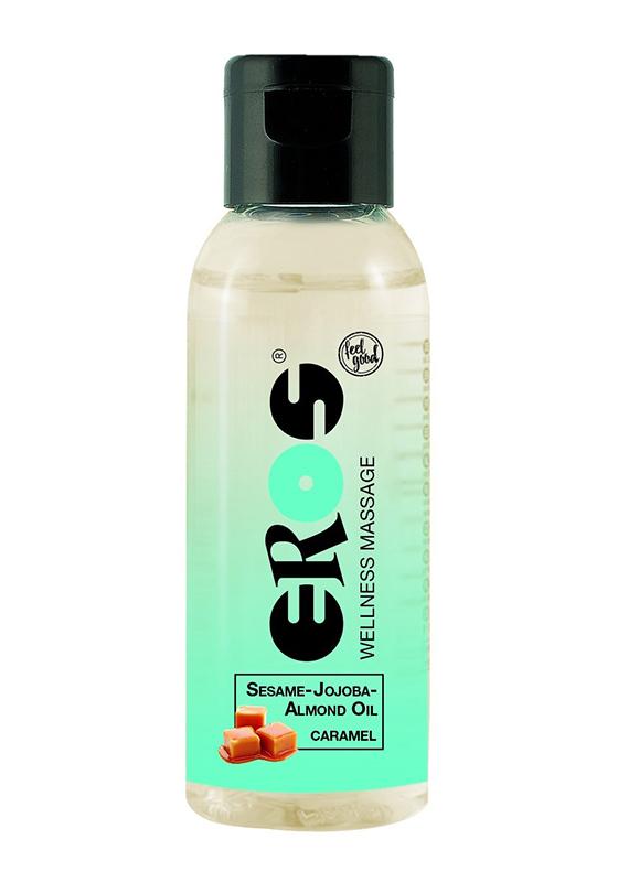 EROS Wellness Massage Oil Caramel 50 ml