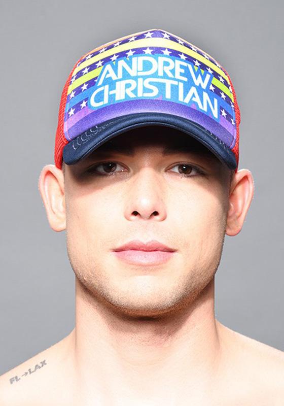 Andrew Christian Pride Star Cap