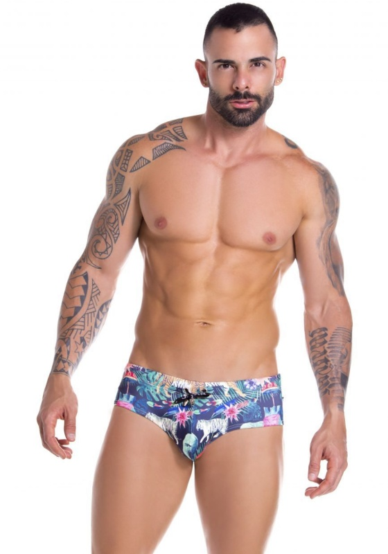 JOR Swim Brief Elephant