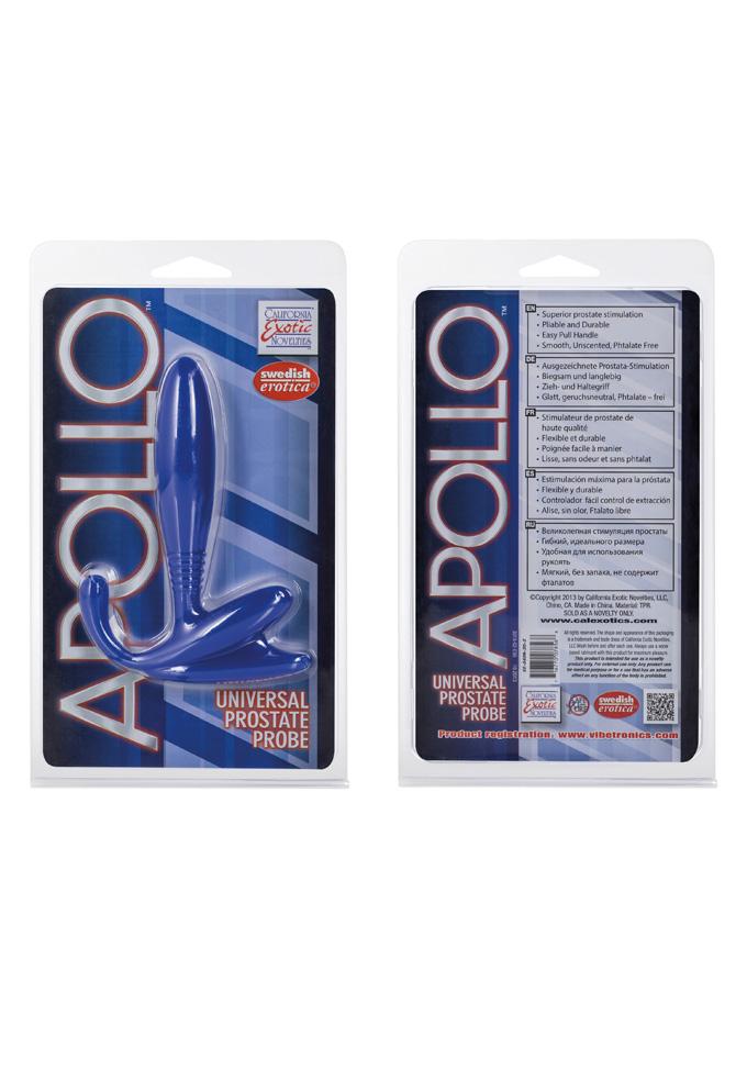 Apollo Universal Prostate Probe - Prostata Massierer