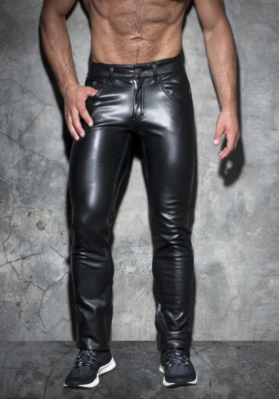 Addicted F101 black Fetish Long Pant