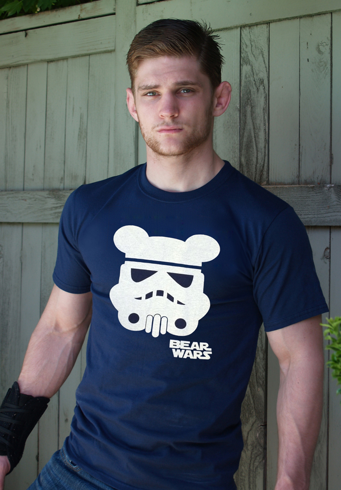 Ajaxx63 RF35 Bear Wars Shirt