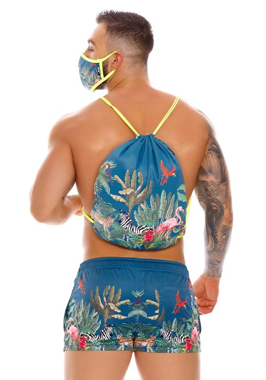 JOR Backpack Sport Bag Amazonia | Print