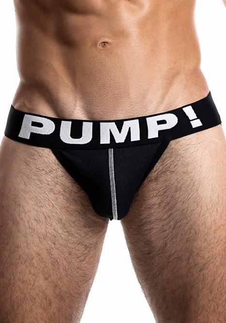 PUMP 15001-03 black L Jock