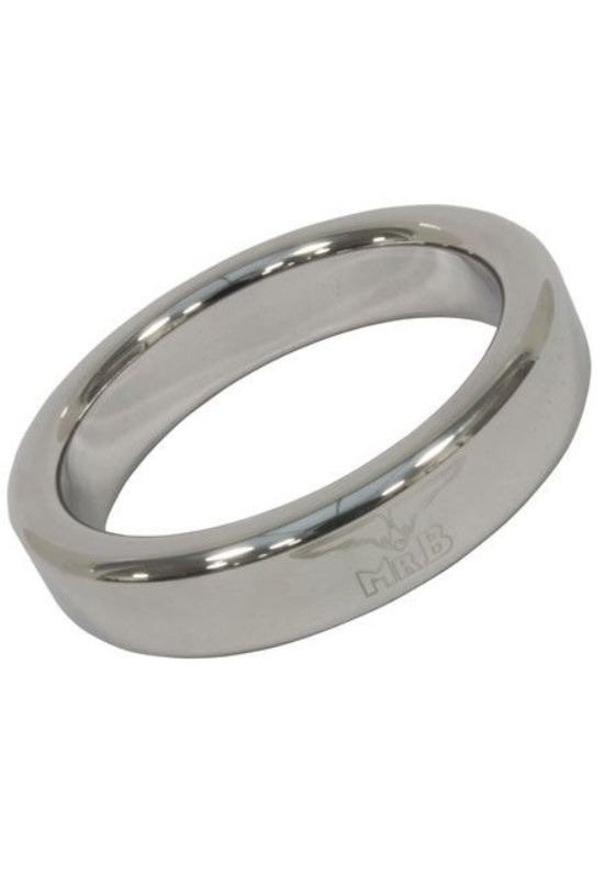 Mr. B Stainless Cockring Medium