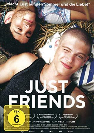 Just Friends - niederl. OmU (DVD)