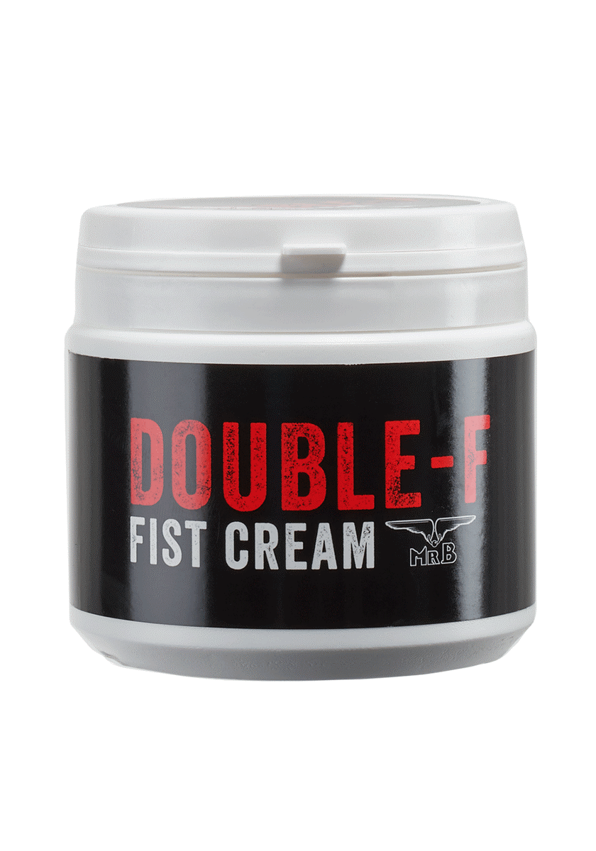 Mister B DOUBLE-F FIST CREAM 500 ml (= 3,70 € / 100ml)
